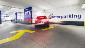 parking interparking balice